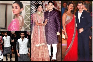 Besides SRK-Gauri, Priyanka Chopra – Nick Jonas Made Couple Entry At Akash-Shloka Engagement Party
