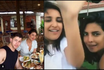 From Brunch to Rain Dance; Priyanka Chopra, Nick Jonas and Parineeti's Goa Diaries