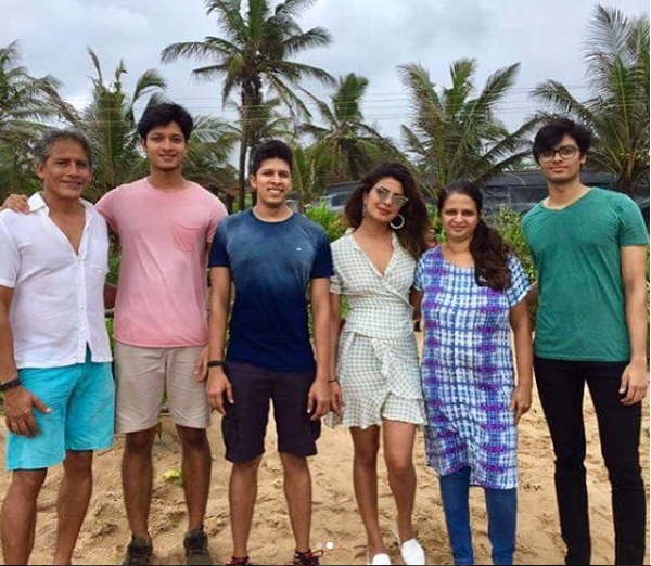 Priyanka Chopra, Nick Jonas Parineeti's Goa Diaries