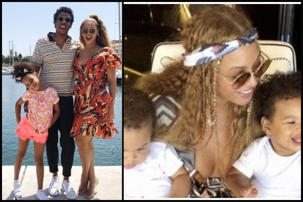 Is Beyoncé Pregnant With Twins, Again?