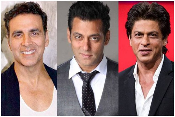 Salman Khan, Akshay Kumar Among Forbes' Highest Paid Celebs In World, Shah Rukh Missed The Spot