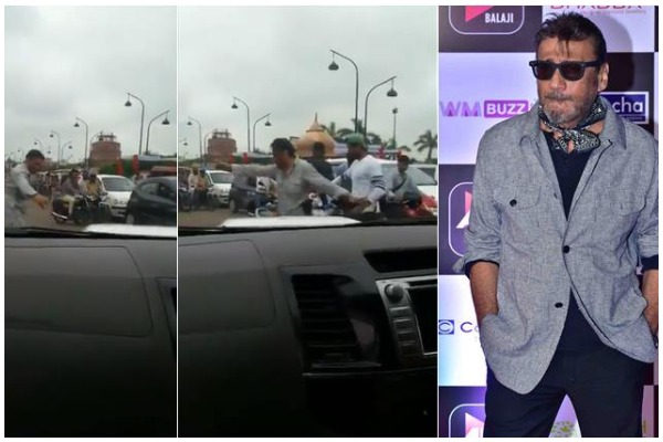 The Video Of Jackie Shroff As Real Life Cop To Manage Lucknow Traffic Is Going Viral: WATCH