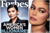 Forbes List Kylie Jenner World's Youngest 'Self-Made' Billionaire