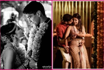 Masaan Actress Shweta Tripathi Gets Hitched To Rapper Chaitnya Sharma