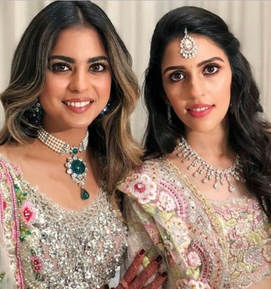 Akash Ambani -Shloka Mehta's Grand Engagement