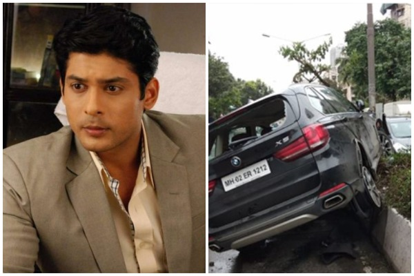 Balika Vadhu Fame Actor Sidharth Shukla Arrested For Rash Driving; Later Bailed Out