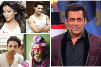 Bigg Boss 12 Celebrity Contestant List Leaked! These 6 Celebrities To Enter The BB House?