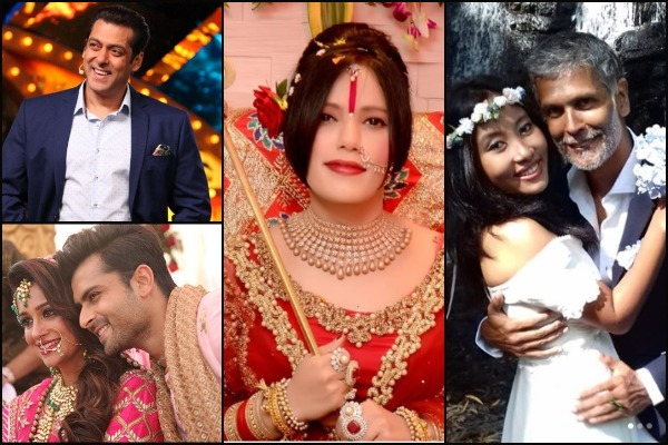 Milind Soman – Ankita Konwar and These 11 Contestants Are Shortlisted For Bigg Boss 12