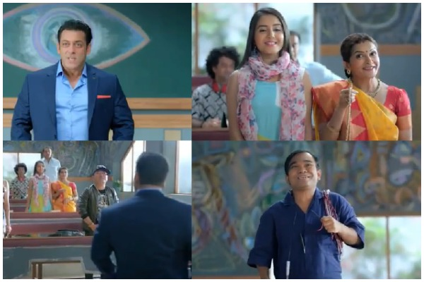 Salman Khan Hints Bigg Boss 12 To Have 'Vichitra Jodis' In a Teaser – Watch