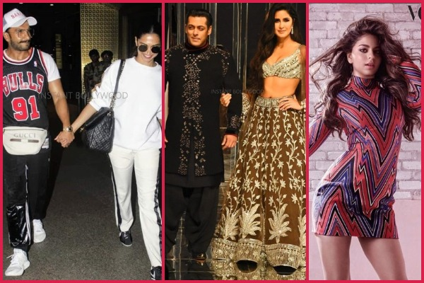 BollyRecap In 2 Mins: From Priyanka Chopra, Nick Jonas Partying To Ranveer Singh, Deepika Padukone Attacking A Fan!