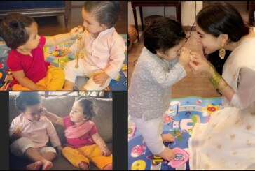 Taimur, Inaaya and Sara Ali Khan's Raksha Bandhan Bond Is Way Too Cute: See Pics