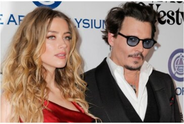 Amber Heard Hits Back At Johnny Depp's Claim That She Pooped In Their Marital Bed!