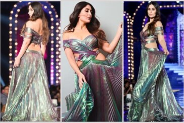 Kareena Kapoor Khan Unleashes Her Inner Diva As Showstopper At Lakme Fashion Week Grand Finale!