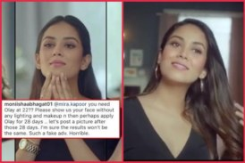 Shahid Kapoor's Wife Mira Rajput Trolled For Endorsing An Anti-Ageing Product At 23!
