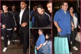 Nick Jonas and His Family Landed India For Engagement Party and To Meet Priyanka's Family