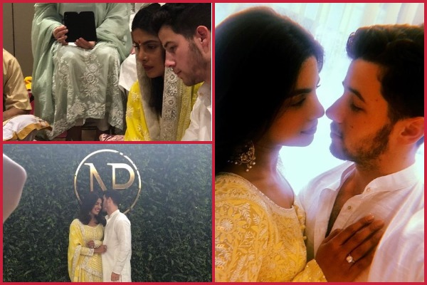Meet Future Mrs. Jonas: Priyanka Chopra And Nick Jonas Are Engaged; See Pics