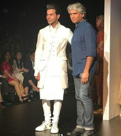 Lakme Fashion Week 2018 Rajkumar Rao