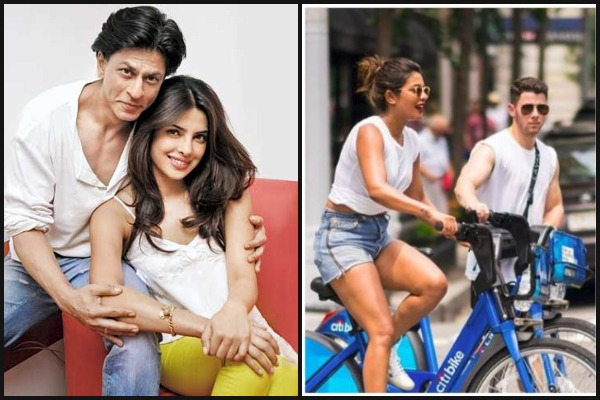 Shah Rukh Khan's Witty Response To Priyanka Chopra's Engagement Is Winning The Internet!