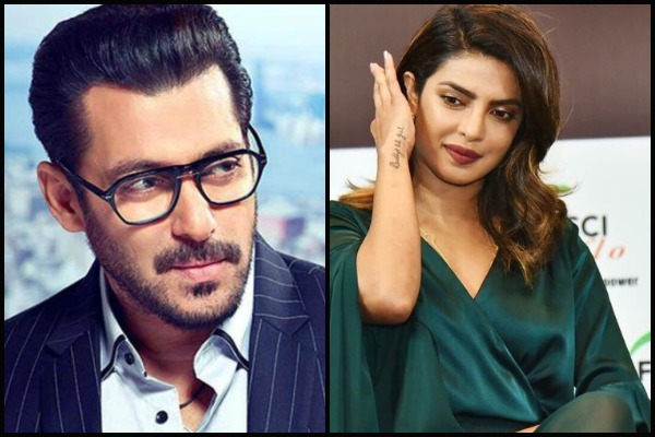Salman Khan Takes A Jab At Priyanka Chopra For Leaving Bharat!
