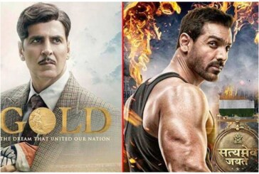 John Abraham's 'Satyameva Jayate' To Leave Akshay Kumar's 'Gold' Behind At The Box-Office This Independence Day?