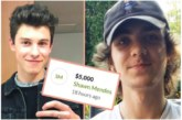 Singer Shawn Mendes Is Wining Hearts By Paying A Young Boy's Funeral Cost