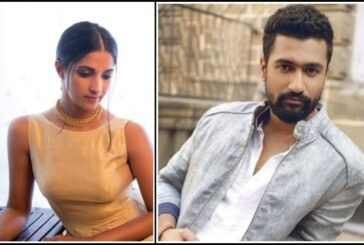Sanju Fame Actor Vicky Kaushal Is Dating TV Host Harleen Sethi?