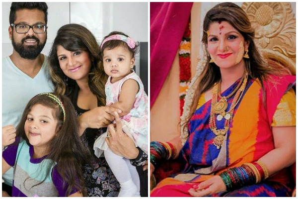 Judwaa Actress Rambha Welcomes Her Third Child— A Baby Boy!