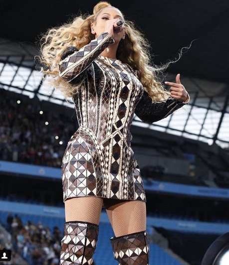 Beyoncé's Run Tour II