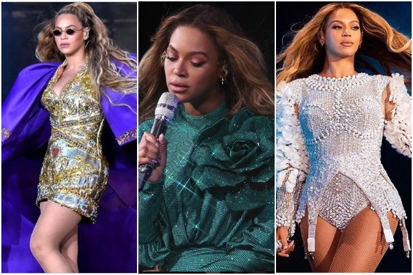 Read Beyoncé's Emotional Message And Her Stunning Outfits From On The Run Tour II