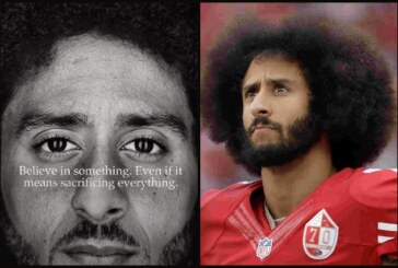 Nike To Play New Video Ad Narrated By Colin Kaepernick For NFL Season Opener Tonight