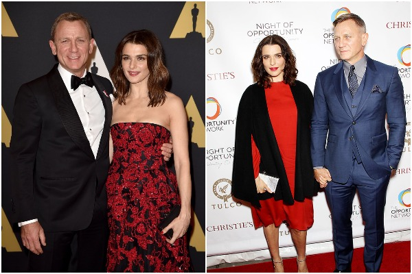 James Bond Daniel Craig And Wife Rachel Weisz Welcome A Baby Girl!