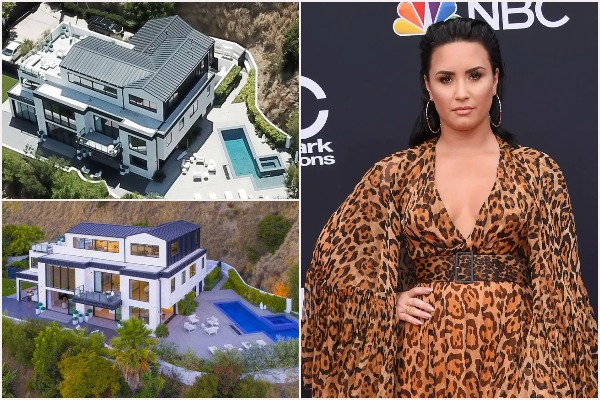Demi Lovato Selling Hollywood Hills Mansion For $US9.5 Million Where She Overdosed Drugs