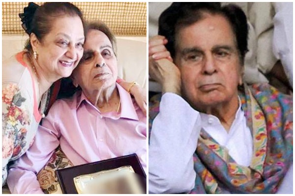 Veteran Actor Dilip Kumar Hospitalized; Diagnosed With Pneumonia