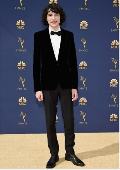 Emmys Red Carpet Look