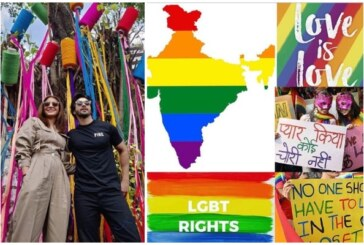 "India Makes Historic Amendment Of Decriminalizing Of Homosexuality; ""Gay Sex Is Not Crime"""