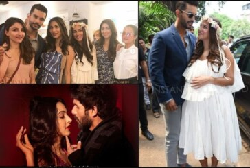 BollyRecap In 2 Mins: From Neha Dhupia's Baby Shower To Padma Lakshmi's Jaw-Dropping Revelations