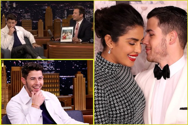 Nick Jonas On Jimmy Fallon Show Talks About His Engagement to Priyanka Chopra, Their Couple Name and More!