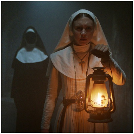 The Nun horror movies