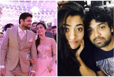 South Sensation Rashmika Mandanna Calls Off Engagement With Rakshit Shetty; Sudeep Reacts