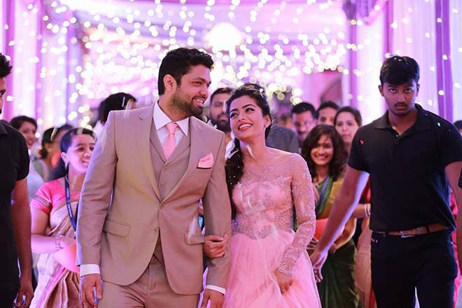 Rashmika Mandanna Calls Off Engagement With Rakshit Shetty