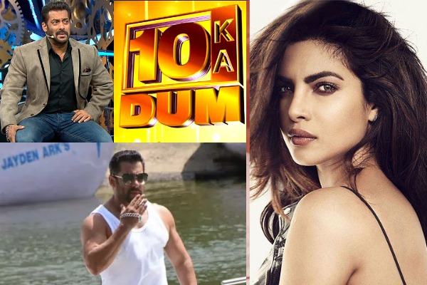 Salman Khan Reveals Reason For Dus Ka Dum's Failure, Priyanka's Exit From Bharat and More