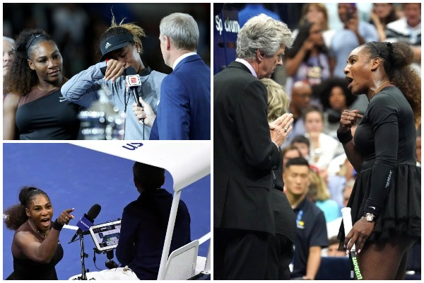 Serena Williams Should Be Ashamed Of Stealing Japanese Winner Naomi Osaka's Thunder And Calling Umpire Carlos Ramos A 'Thief'