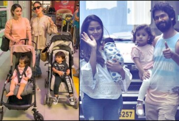 BollyRecap In 2 Mins: From Shahid Kapoor's Son Zain To Ranveer Singh Losing His Cool