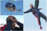 Watch: Will Smith Rings In 50th Birthday With Bungee Jump Stunt Over Grand Canyon