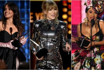 Camila Cabello, Taylor Swift, Cardi B: 2018 AMAs Winners Complete List