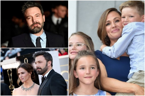 Ben Affleck, Jennifer Garner Have Officially Finalised Their Divorce and Kids Custody
