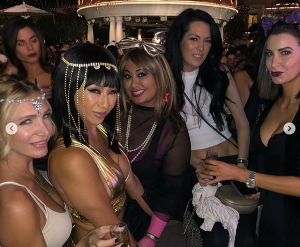 Casamigos Vegas Halloween Party