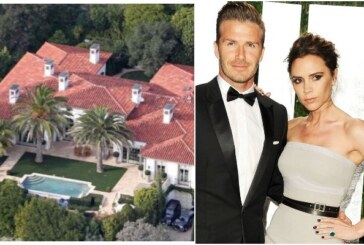 David Beckham's Luxurious Beverly Hills Mansion Sold For $33 Million