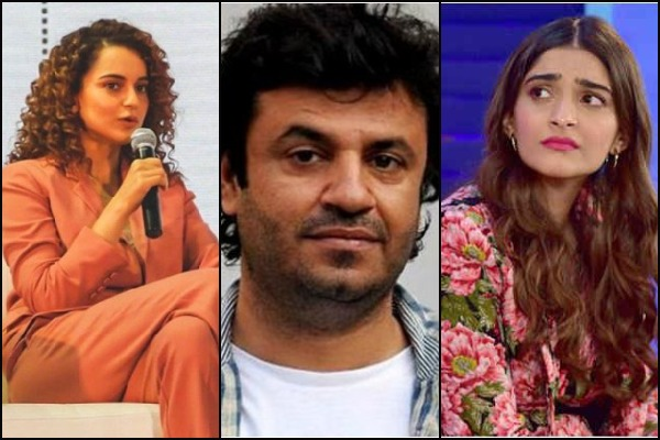 Sonam Kapoor – Kangana Ranaut In War Of Words Over Director Vikas Bahl's Sexual Harassment !