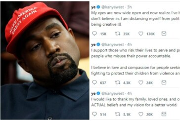 "Kanye West Distances Himself From Politics: ""I Am Used For Something I Don't Believe In"""